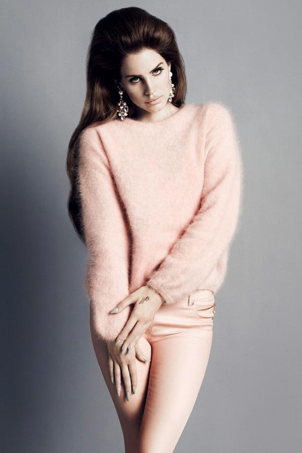 Lana Del Rey | H&M | FW 2012 Campaign