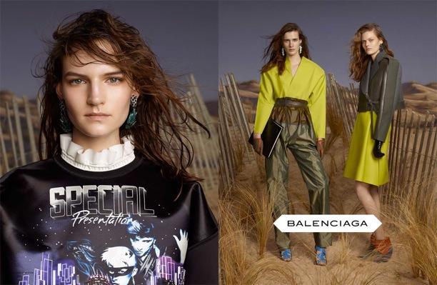 Balenciaga | FW 2012 Campaign