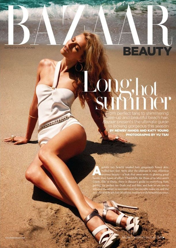 Long Hot Summer | Harper's Bazaar UK