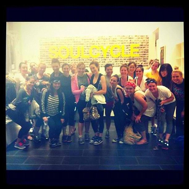 Who What Wear | SoulCycle