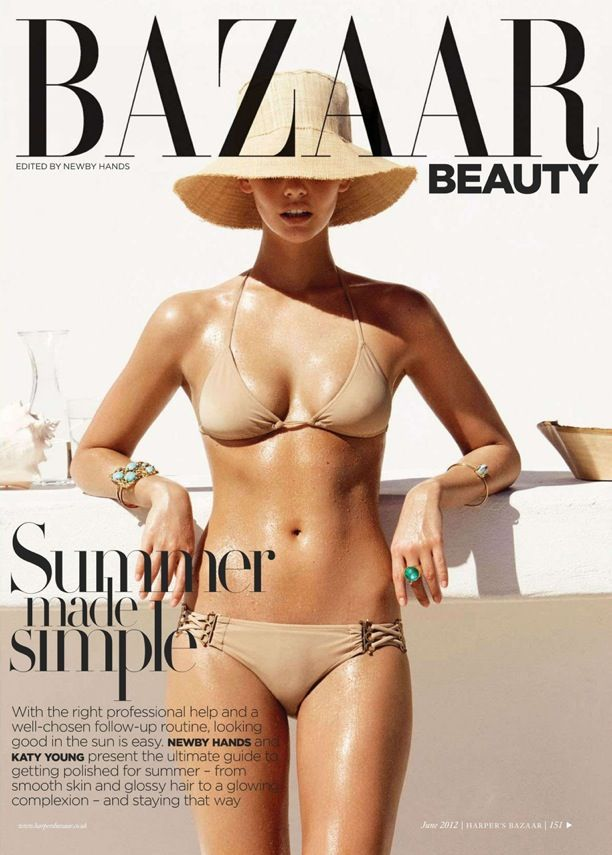 Summer Made Simple | Harper's Bazaar UK