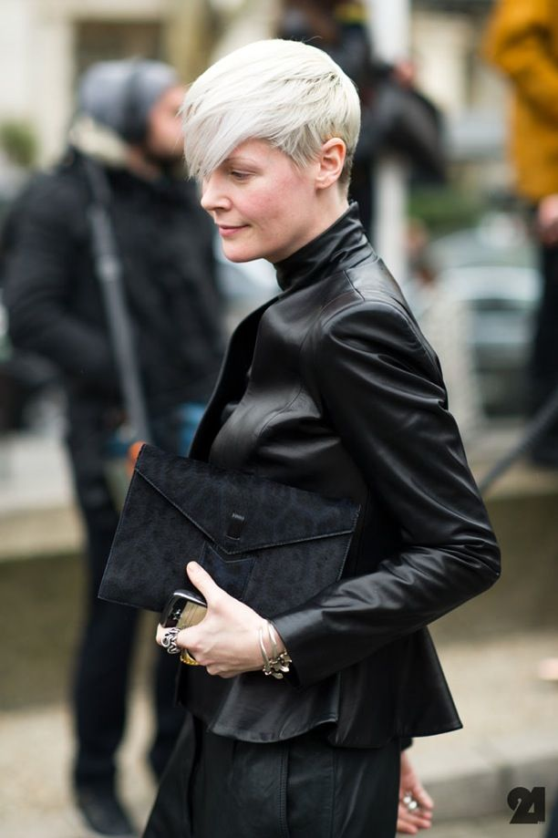 Street Style: Leather Jackets