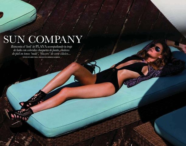 Sun Company | Elle Spain
