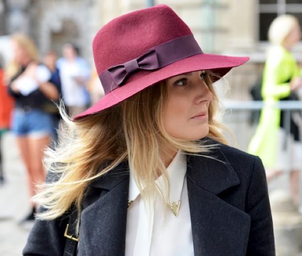 Street Style: Floppy Hats