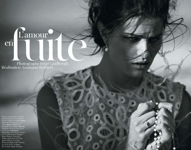 L'Amour En Fuite | Vogue Paris