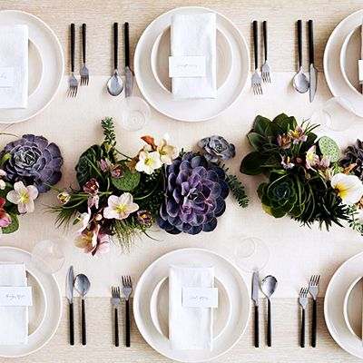 How to Host a Magazine-Worthy Dinner Party