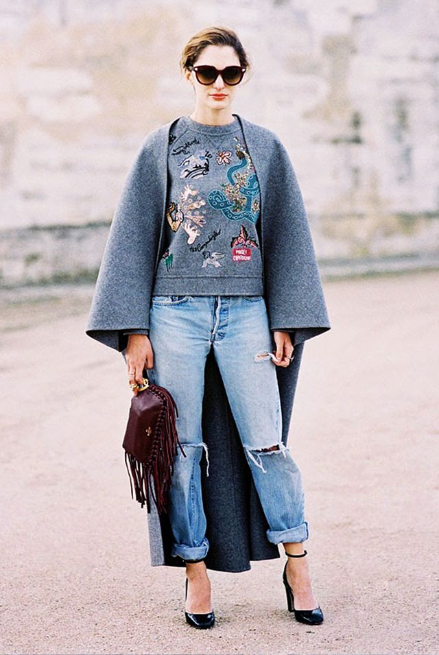 How to Master the Oversized Outerwear Trend (Without ...