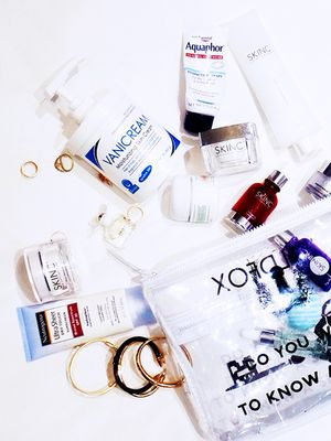 The Skin Products Aimee Song Brings to Fashion Week