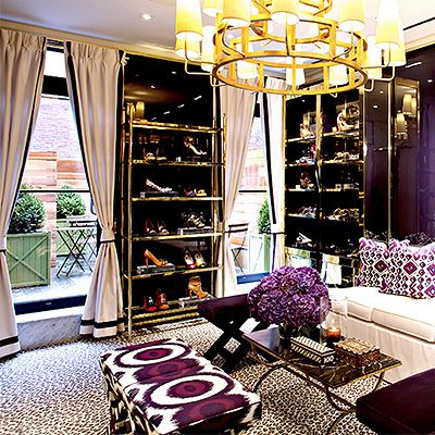 How to Get the Tory Burch Look at Home