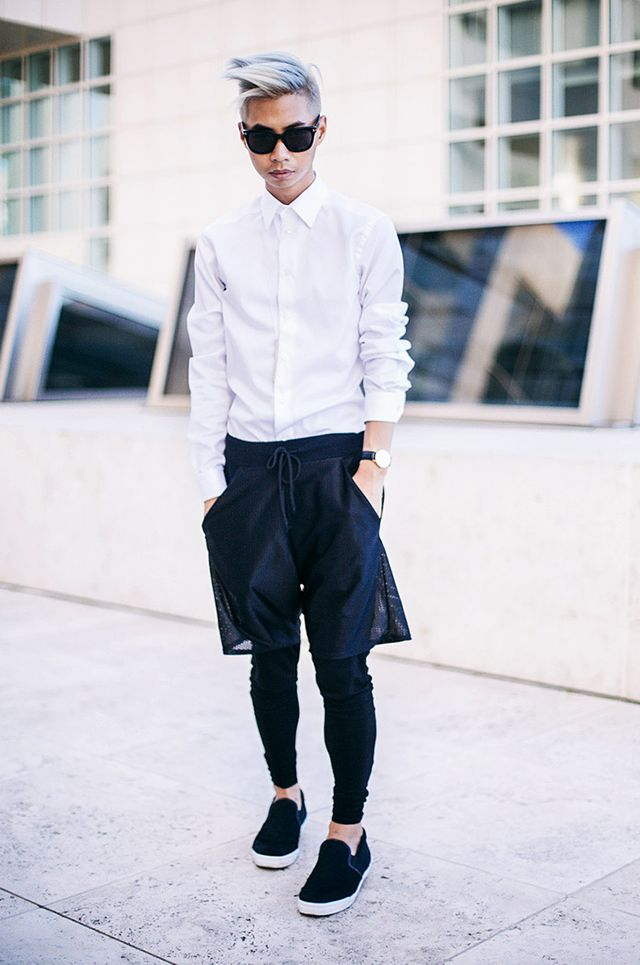 14 Male Bloggers Whose Style You 39 Ll Actually Want To Copy Whowhatwear
