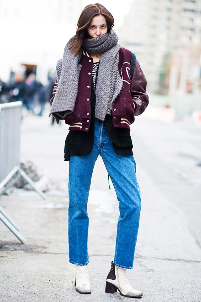 How to Wear Ankle Boots the Right Way This Fall