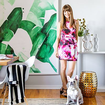 Exclusive: Tour Margo & Me's Chic Hollywood Home