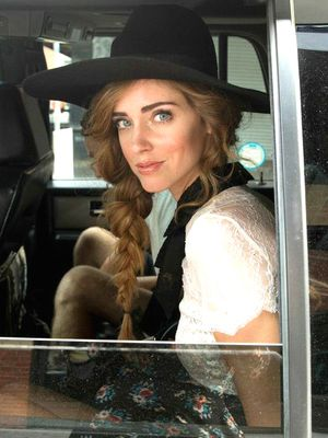 Exclusive: What It's Like to Be Chiara Ferragni at Fashion Week