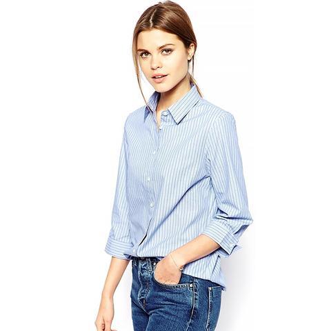 ASOS Shirt in Stripe