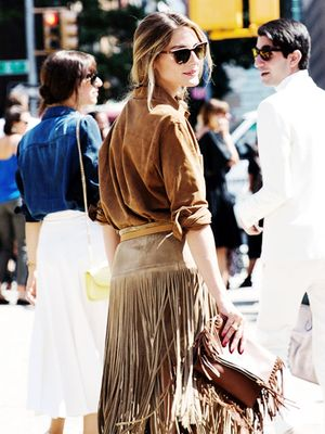 Tip of the Day: Olivia Palermo Inspires Us to Head West