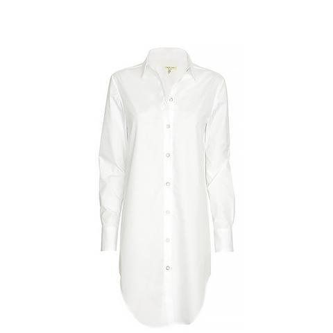 Nightingale Hi/Lo Shirt Dress