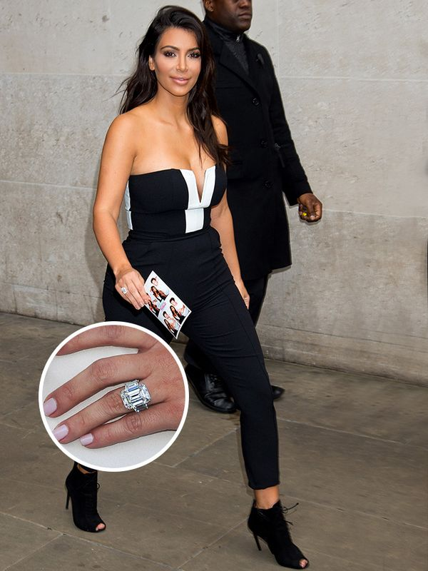 The 20 Most Expensive Celebrity Engagement Rings of All Time