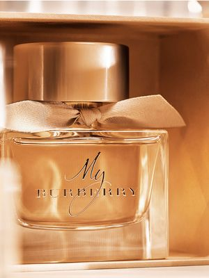 Burberry's New Perfume Is an Ode to the Trench