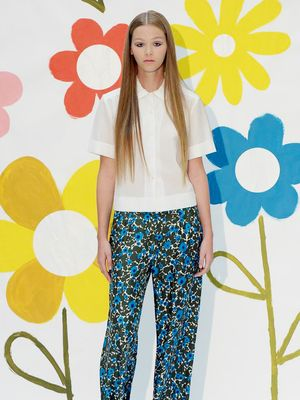 Orla Kiely Makes Us Want to Dress Like Marcia Brady