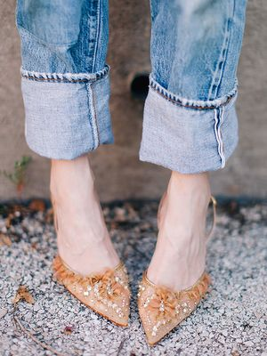 #TuesdayShoesday: 5 Pretty Heels to Wear With Your Favorite Jeans