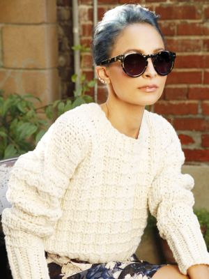 Nicole Richie Reveals Her #1 Favorite Styling Trick