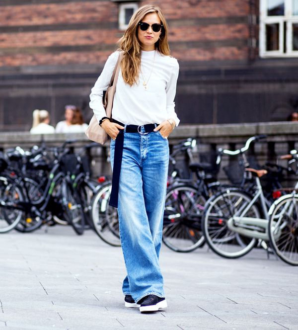 Get the Look: Stella McCartney the 70's Flare Jeans ($485)