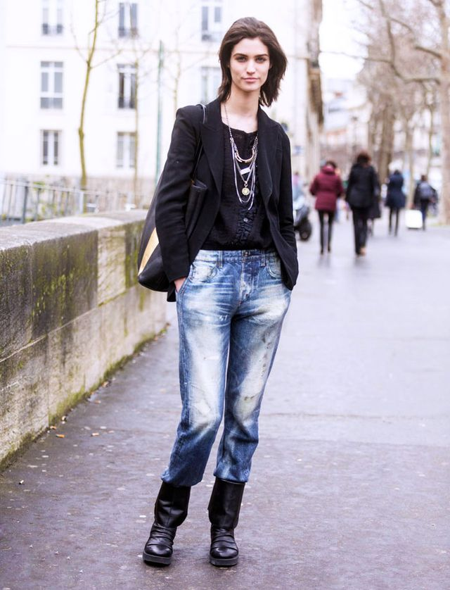 63 Denim Street Style Looks to Inspire You Now