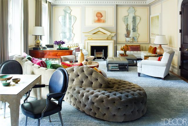 Step Inside a Manhattan Home Inspired by a Cocktail Bar