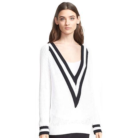 Talia V-Neck Sweater