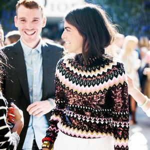 A Complete Roundup of Our Favorite Ways to Style a Sweater