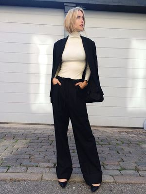 What Blogger Pernille Teisbaek Packs for Paris Fashion Week