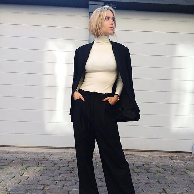 What Blogger Pernille Teisbaek Packs for Paris Fashion Week
