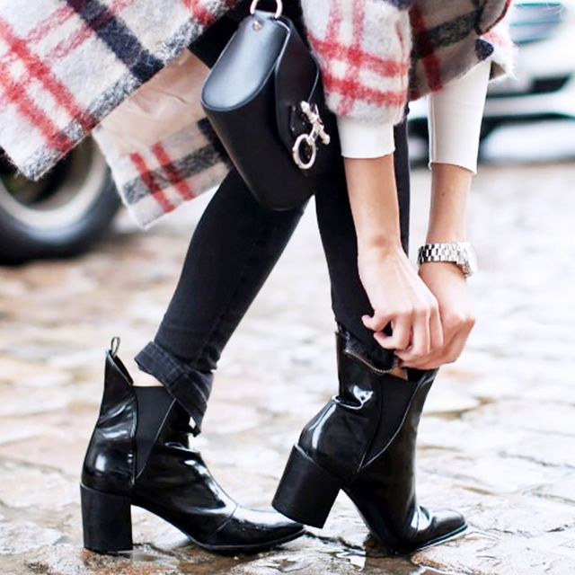 The Best Fall Boots for Short Girls | WhoWhatWear