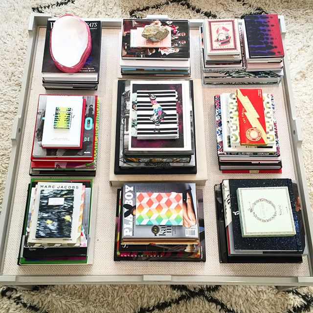 Sneak Peek: Lucky Editor Eva Chen's Super-Styled Coffee Table