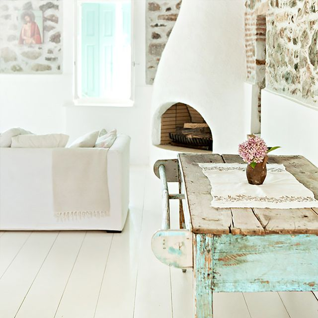 Tour a Stunning Home in the Greek Isles