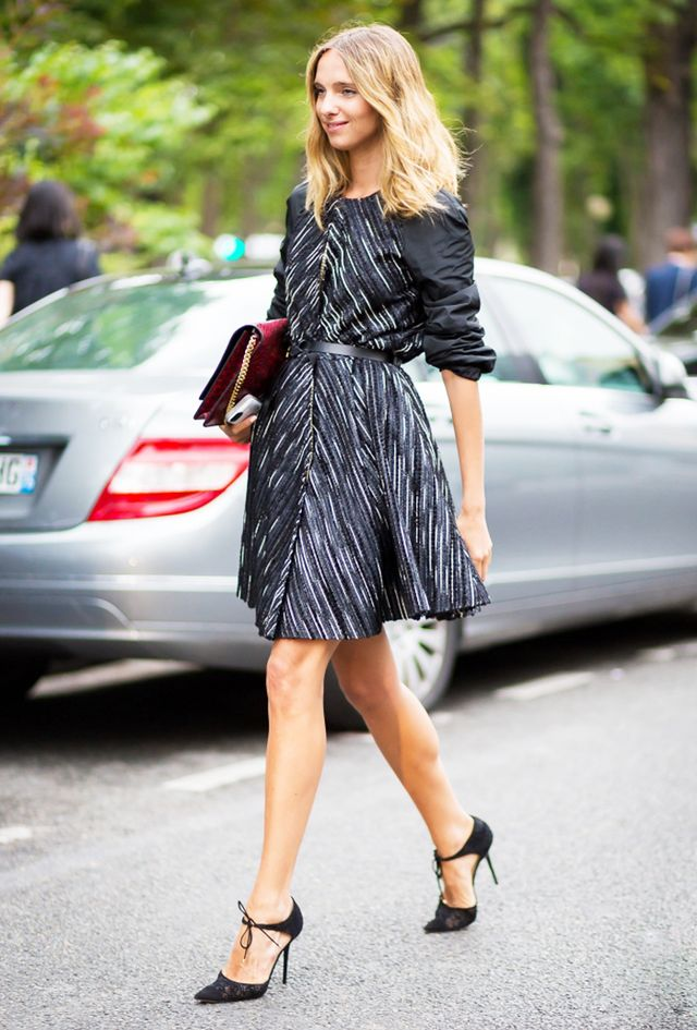What Shoes to Wear With Every Type of Dress This Fall | WhoWhatWear UK