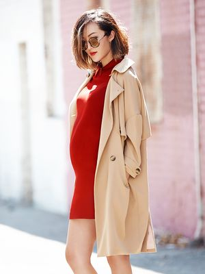 4 Ways to Wear Fall's It-Color With Chriselle Lim