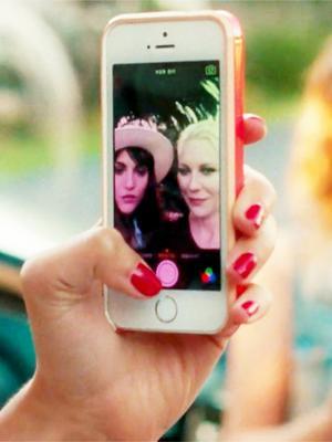 Kirsten Dunst Combats the Alienating Nature of the Selfie