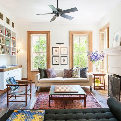 Michelle Williams Lists Her Perfect Brooklyn Townhouse