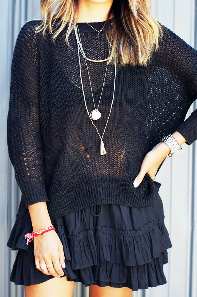 Necklace Layering 101: Everything You Need to Master the Look