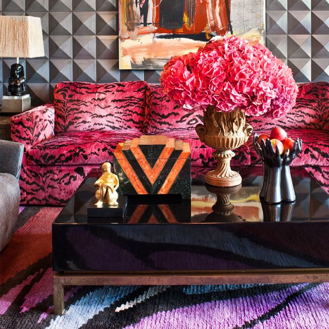 Kelly Wearstler's 7 Steps to Pulling Off Bold Color