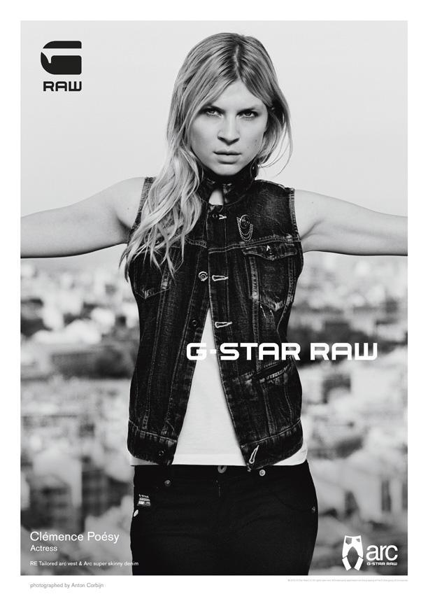 G-Star: S/S 2012