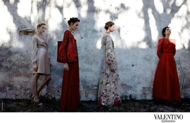 Valentino S/S 2012 Campaign