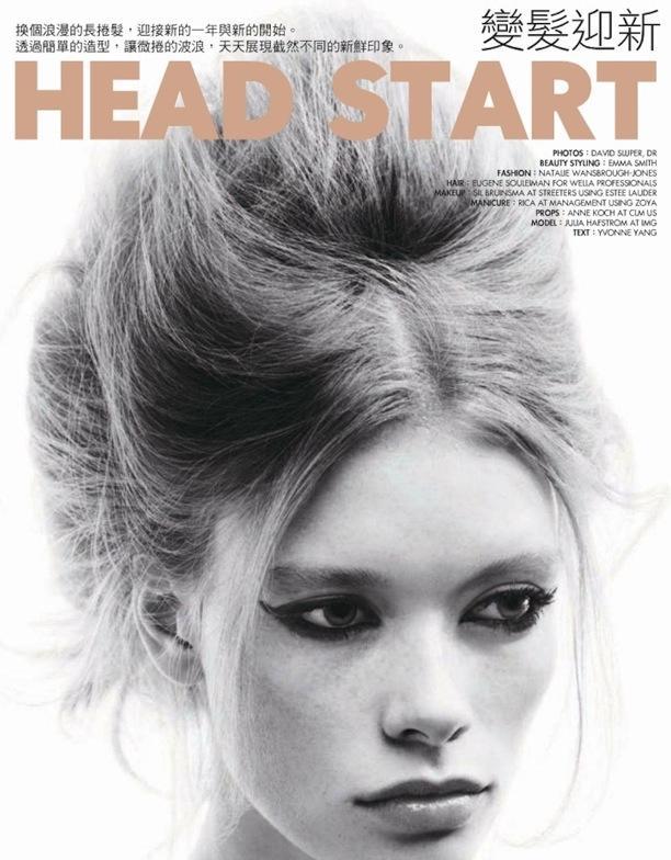Head Start | ELLE Taiwan