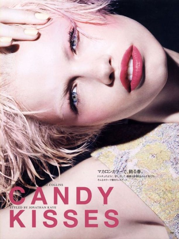 Candy Kisses | Vogue Nippon