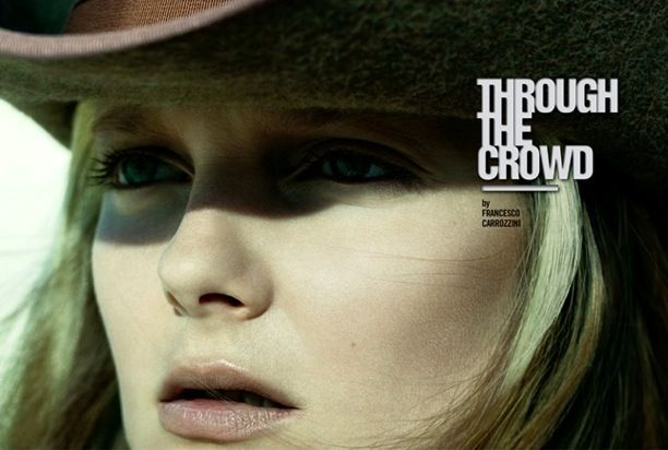 Through the Crowd | Vogue Italia
