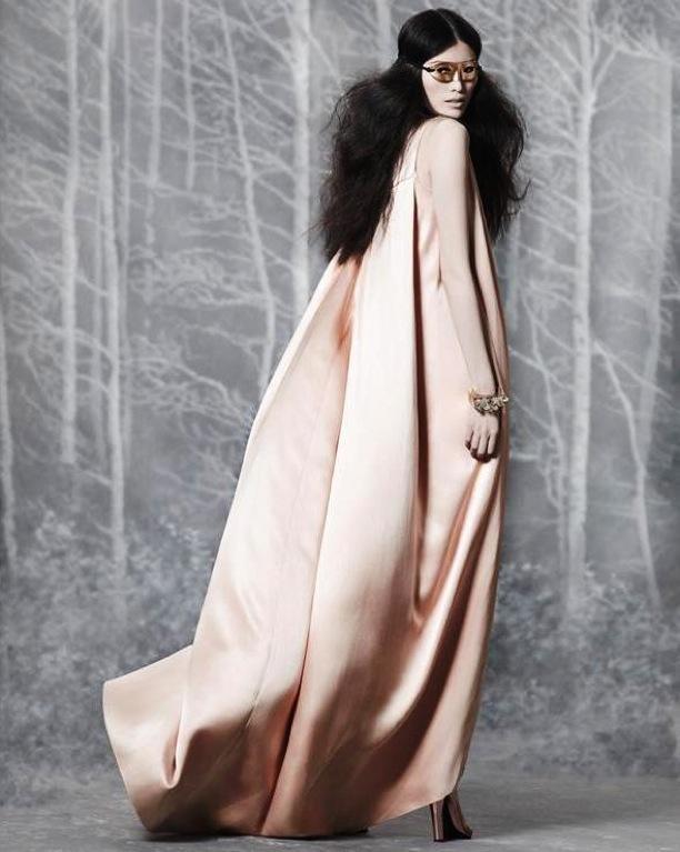 Flower Fairy | Vogue China
