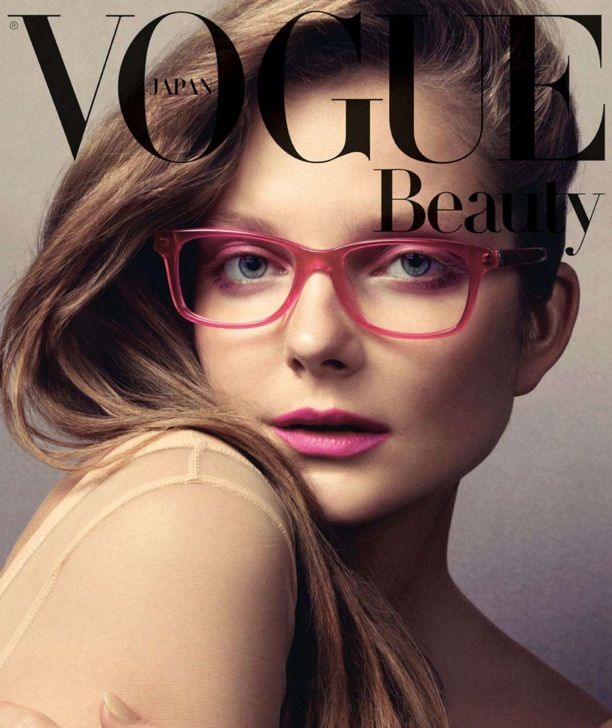 Cosmetic Vision | Vogue Nippon