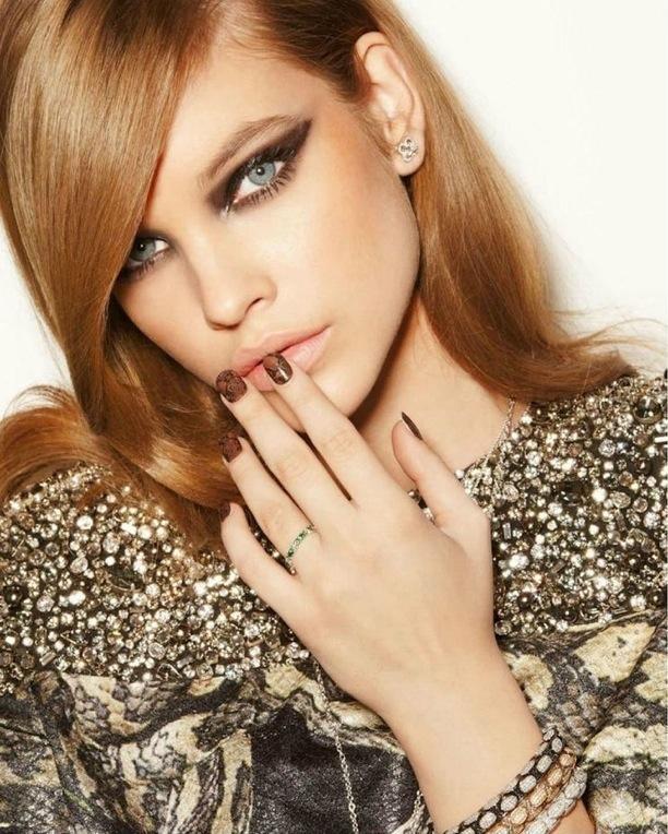 Beauty & Diamonds   Vogue Germany