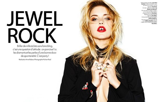 Jewel Rock | ELLE Belgium